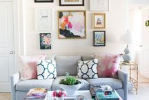 Apartment Decor / Inspiration to bring out your uniqueness at Patriot Village, Eagles Landing, and University Pines.