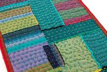 Table topper & Mug rug