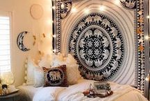 Dorm Room Decor / Ideas to deck out your Ornelas Hall crib.