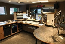 Radio Facility Design / Want to see some great studios? This is the board. / by Radio magazine