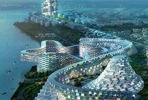 Concept Idea -Architecture / by Mi Yoo