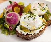 Chicago's Best Brunches / Where to have the most important meal of the day.