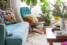 HOME DECORATION / Home decoration, decorating, living spaces, atmosphere, interiors.