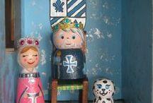 crafts to make for kids / Manualidades hermosas y divertidas para dar de regalo a los ninos