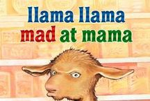 Handling Little Llama Dramas / Sometimes little llamas have BIG feelings and they don't know how to handle it. Llama Llama and these helpful tips can help you through trying moments.