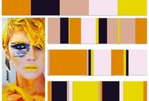 My colour creations...