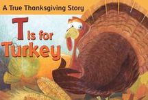 Thanksgiving / Celebrate Thanksgiving with these fun activities, easy decorations, and seasonal books!