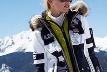 Ski Trip Essentials / Winter accessories to wear on and off the slopes.