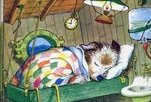 Illustrations / Ilustraciones de cuentos  realizadas por grandes ilustradores