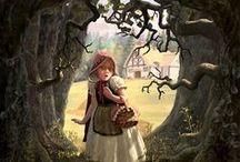 Arte y Fantasía / Ilustraciones de cuentos