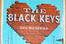 The Black Keys / by Chet Ross