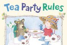 Sweepstakes: Penguin Kids Tea Party