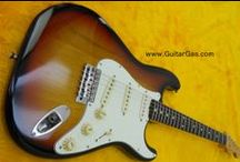 2006 Fender Stratocaster 62 ReIssue / Checking out a very cool 60s re-issue Fender Strat crafted in Japan full review including videos can be found on my blog... www.guitargas.com Thanks for pinning!!!