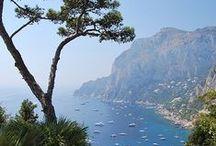 Le isole del Golfo di Napoli / Le isole del Golfo di Napoli - The islands of the Gulf of Naples