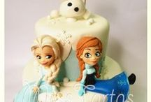 Frozen cake / Frozen