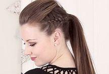 Hairstyles / by Kasandra Moquin