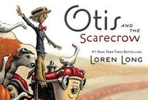 SWEEPSTAKES: Otis and the Scarecrow / To celebrate all things fall and the newest Otis book, create a fall-themed Pinterest board and you could win one of ten copies of OTIS AND THE SCARECROW! Don't forget to use #OtisAndTheScarecrow on all of your pins!