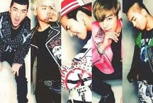 BIGBANG / Love all the members , Taeyang, Seungri, Gdragon, TOP, Daesung.