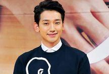 Rain (BI) / first korean singer and actor i liked.