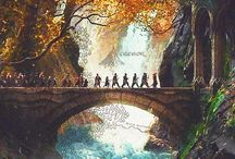 Signore degli anelli & Hobbit