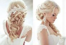 Wedding Hairstyles / by Nancy