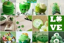 St Patrick's Day. / St. Patrick's Day easy DIY crafts.