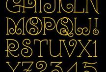 Písmo - kalygrafie