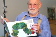 Eric Carle's Corner / Here at Penguin Classroom we go completely crazy for Eric Carle! Join in the love for all things Carle and colorful at Carle's Corner.