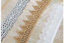 Lace, Trim, and Lace Trim!