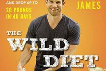 FAT-BURNING MAN / The wild diet. Abel James  Fat-burning Man.