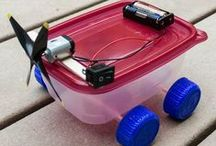 Techtivities / Discover great projects to share with your students to spark the scientist, engineer, and inventor in them!