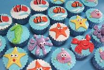 Cupcakes / Have you gone cupcake crazy with everyone else? Good, because we have found the most deliciously funny, crazy, wacky, loveable cupcakes and characters that will liven up your next party!