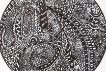 Zentangles & Doodles / by Sheila Lundquist