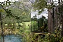 """Arkitektur (or: Here I could live) / Images, from where I get the odd feeling of """"home""""."""