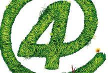 """We love Green / Abbiamo sostituito la carta con il web. Cerchiamo di compensare l'impatto ambientale del nostro sito web e dei nostri portali.Il sito 4marketing.it ha aderito alla campagna """"Zero Impact Web"""" di Lifegate. Le emissioni di CO2 sono compensate contribuendo alla creazione e tutela di foreste in crescita. Privilegiamo i trasporti pubblici su rotaia, il car sharing o il bike sharing."""