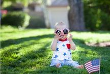 4th Of July! / Great recipes, treats, decorations, games, and fun activities for the whole family for the 4th of july