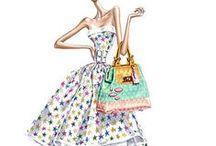 ⋆❋ Fashion Illustrations / Iℓℓustⓡᗩtions