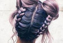 ⋆❋ Hair Inspiration / • ʜɑɪя ɪɳṩρɪяɑƗɪօƞ ♛ - HΔIR - ponyтaιlѕ - σмвяÉ нαιя - BƦλłÐ$