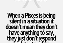 Pisces ♓ A Fish Out Of Water...