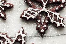 Merry Pinterest: Christmas Cookies! Sprinkles! Icing! Yum!