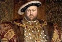 The Temperamental Tudors / Following the Reign of Tudor England. / by Gerdy Twittle