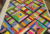 Quilts / I do a lot of quilting with scrap & follow pins. / by geeta balan