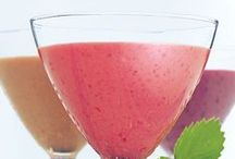 Simply Smoothies / Cool, refreshing, fruit and veggie blender drinks. Delicious and nutritious!