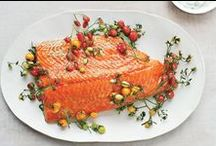Salmon - Cooked to Perfection! / Baked, fried, grilled, and poached. Atlantic salmon cooked to perfection!