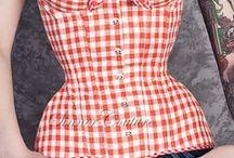 corsets.
