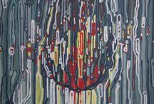 Art paintings by Piotr Banachowicz / Paintings