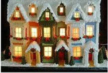 Happy Holidays! / Home décor ideas, recipes and more to celebrate Christmas, the New Year and other festive occasions during the holiday season.