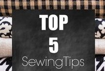 ⋆❋ All About The Sewing