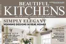 Beautiful Kitchens December 2014/January 2015 issue / Find clever layouts to maximise your space, statement-making schemes and professional-style appliances for entertaining