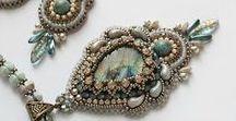 My work / Beaded jewellery